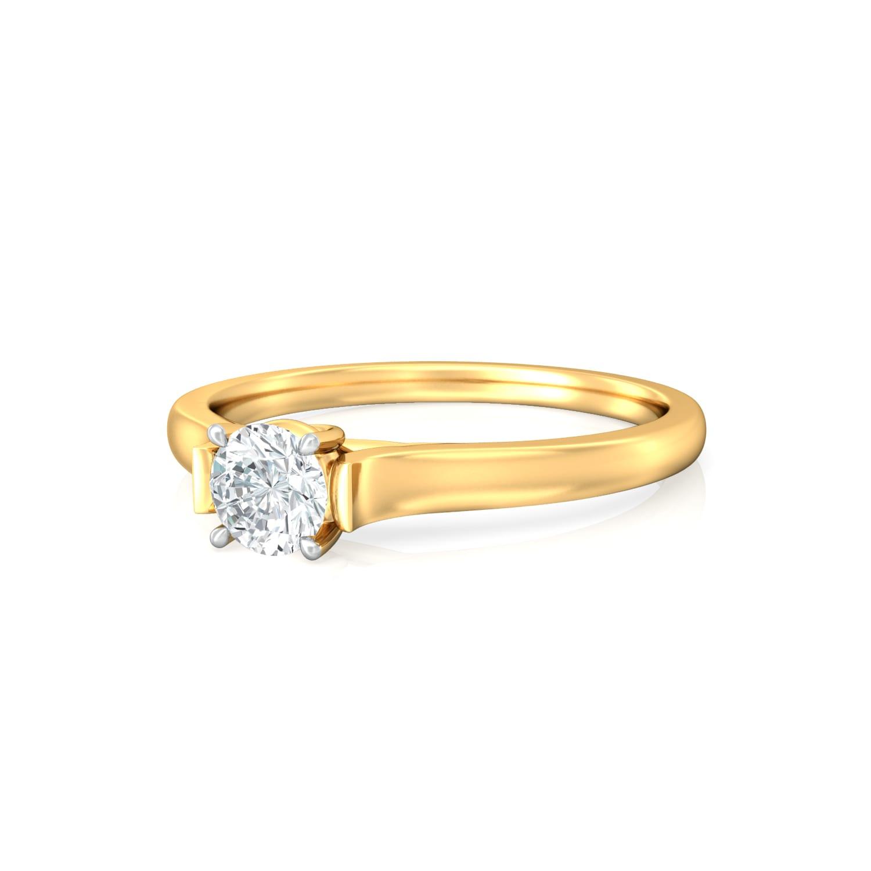 Rock n Roses Diamond Rings