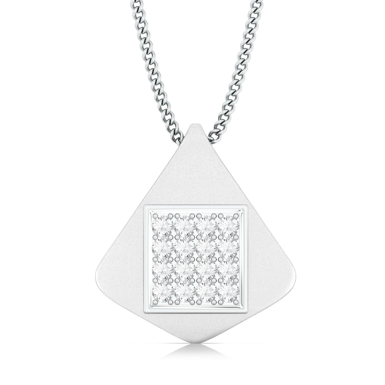 Cursor head Diamond Pendants