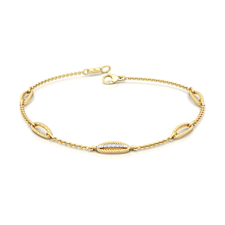 Seed of Life Diamond Bracelets