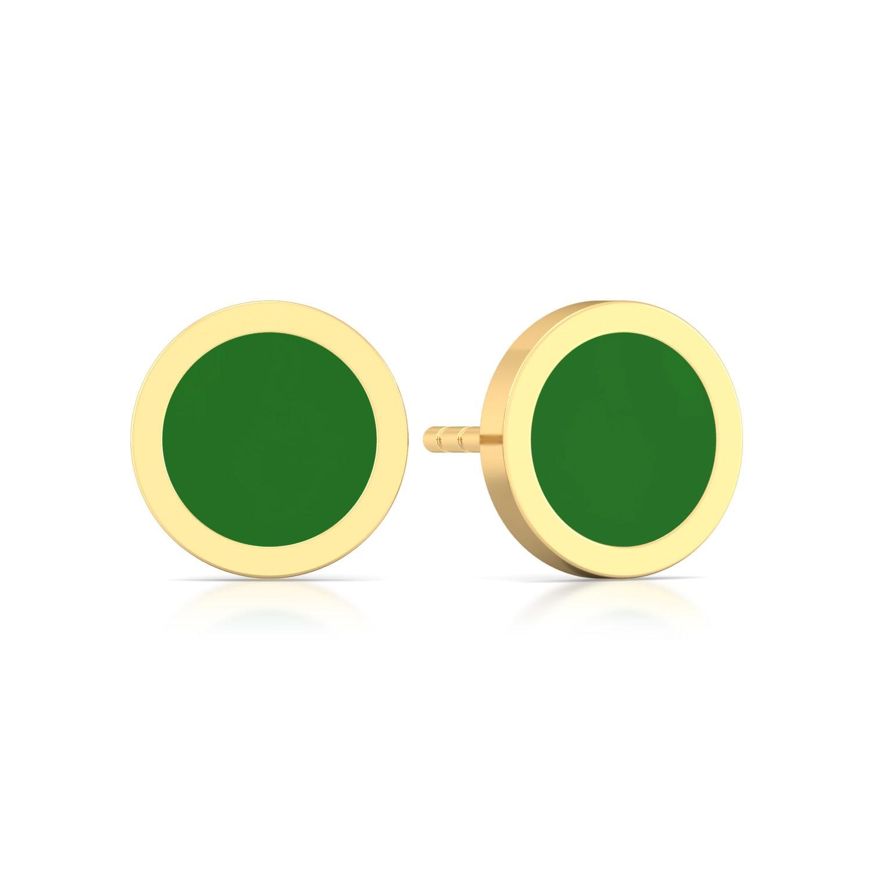 A-lister Gold Earrings