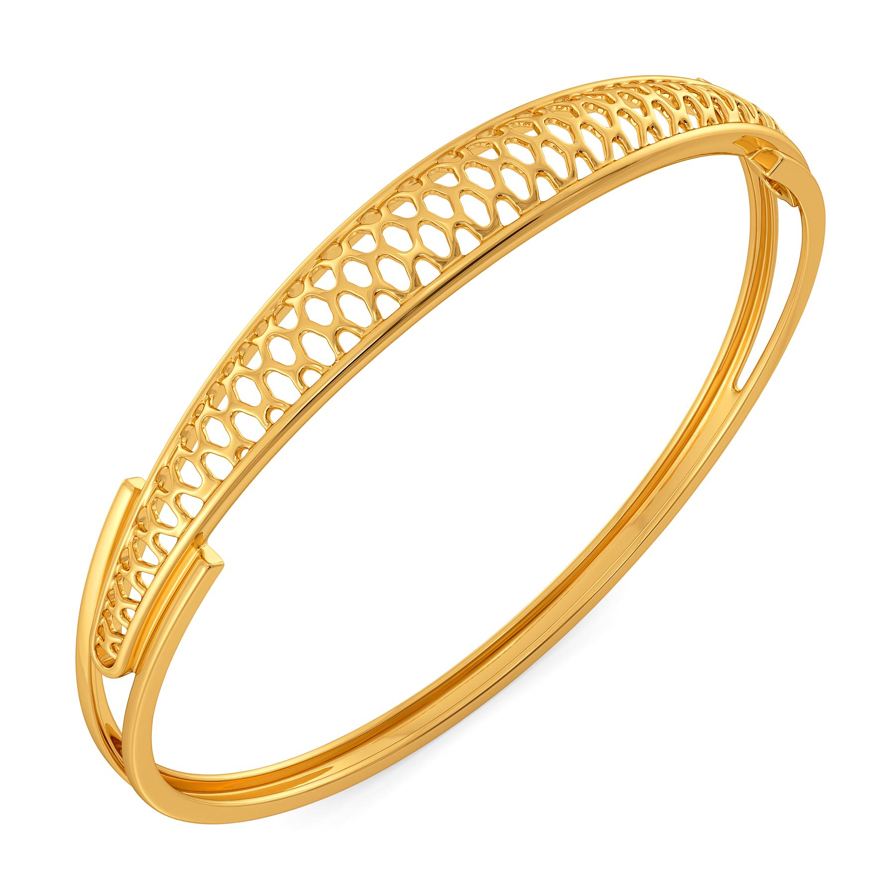 Bangles 40 gram designs gold Gold Plated