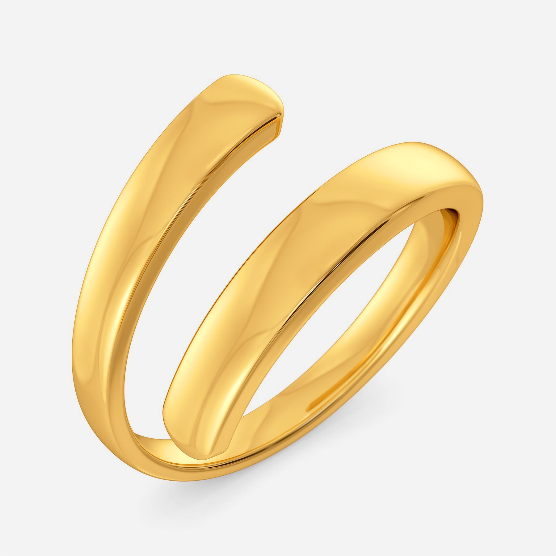 Gold Rings Online For Women From