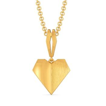 Suave Spark Gold Pendants