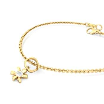 Spring promise Diamond Bracelets