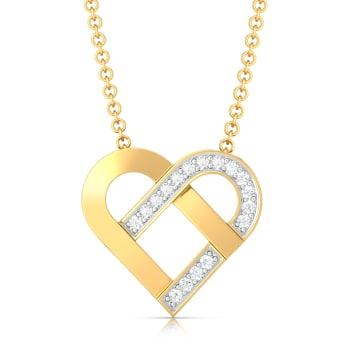 Love Antidote Diamond Pendants
