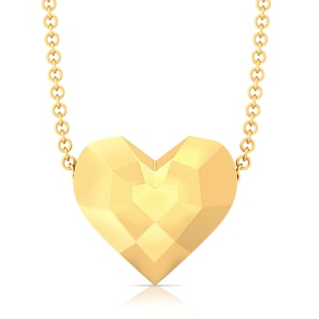 Mushy Much Gold Pendants