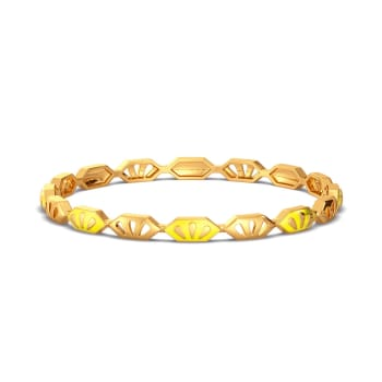 Sweet N Sour Gold Bangles