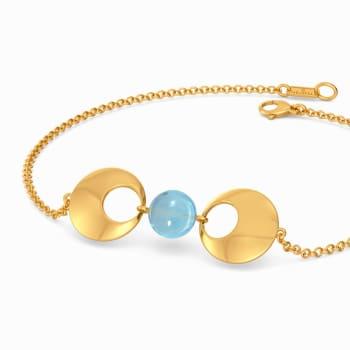Do The Blue Gemstone Bracelets