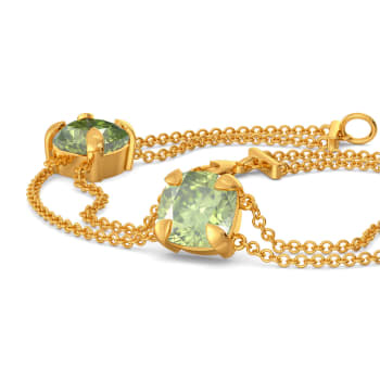 Pepper Stem Parade Gemstone Bracelets