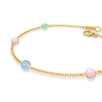 Soft Serve Gemstone Bracelets