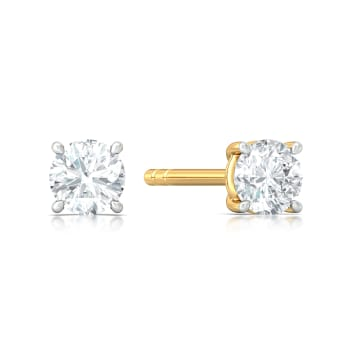 Rock n Roses Diamond Earrings