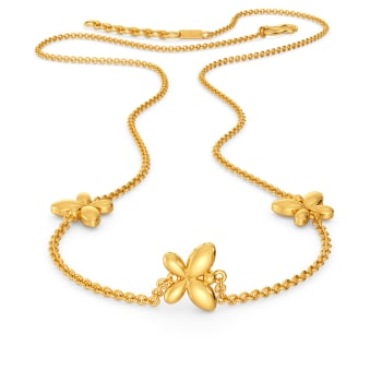 Sly Fly Gold Necklaces