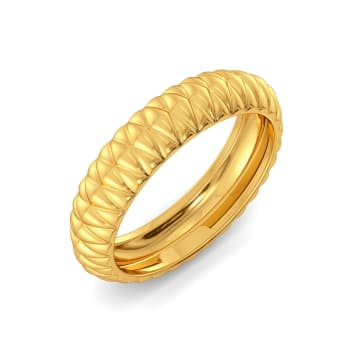 Rattle Tattle Gold Rings