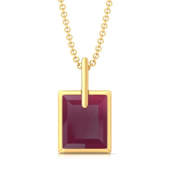 Sherry Berry Gemstone Pendants
