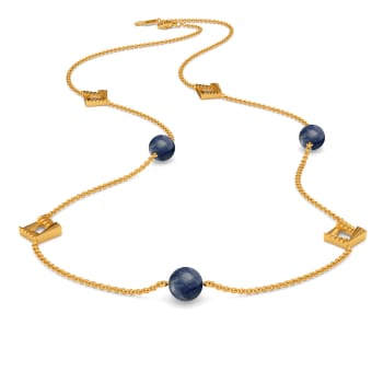 Jive in Jeans Gemstone Necklaces