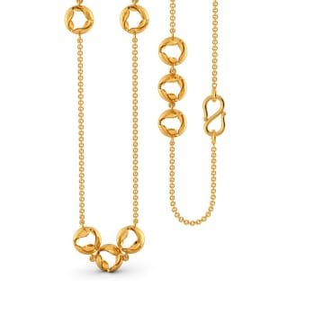 Tempt A Twist Gold Chains