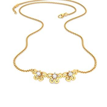 Glory Story Diamond Necklaces