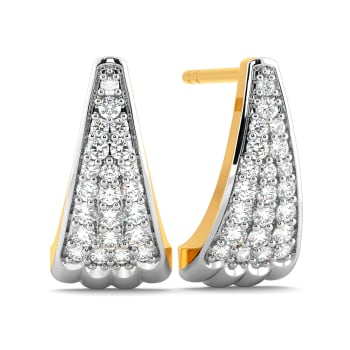 Breezy Beach Diamond Earrings