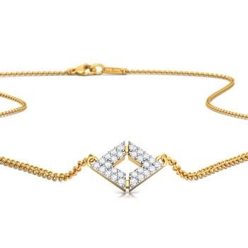 Double Vision Diamond Necklaces