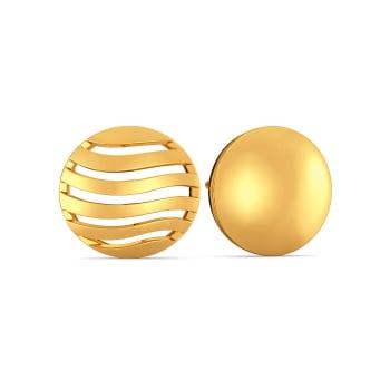 Doll Sprawl Gold Earrings