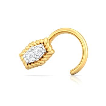 Cool Classics Diamond Nose Pins