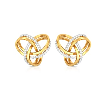 Crazy Love Diamond Earrings