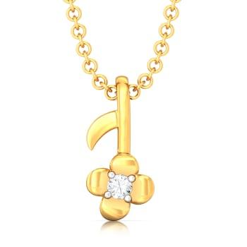 Petite-o-pretty Diamond Pendants