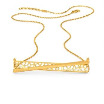 Lace & Grace Gold Necklaces