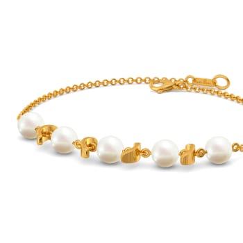 Dot the Line Gemstone Bracelets