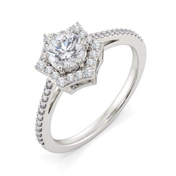 Love Angels Diamond Rings
