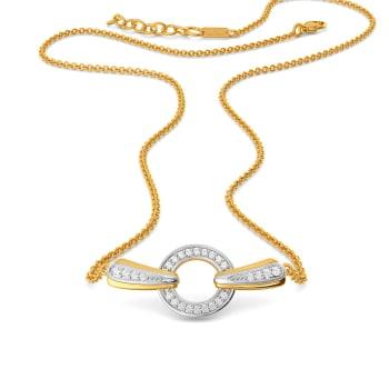 Grecian Glow Diamond Necklaces