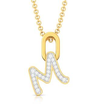 Mi Amore Diamond Pendants