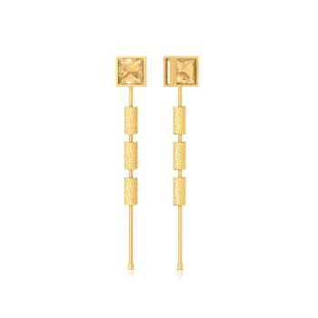 Aurelian Desire Gemstone Earrings