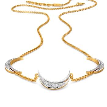 Brave N Blanc Diamond Necklaces