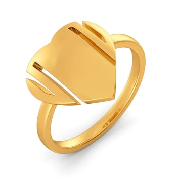 Posh Passion Gold Rings