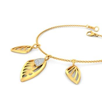Unravelled Elegance Diamond Bracelets