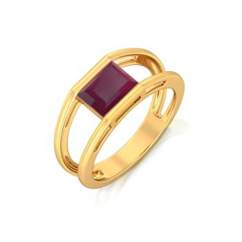 Pinot Noir Gemstone Rings