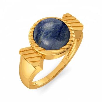 Rule of Blue Gemstone Rings