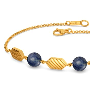 Denim Diaries Gemstone Bracelets