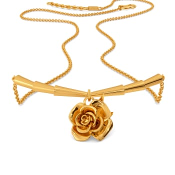 Aphrodite Rose Gold Necklaces