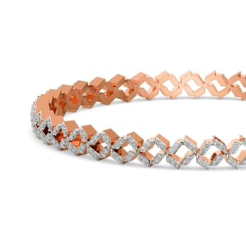Pinwheel Panache Diamond Bangles