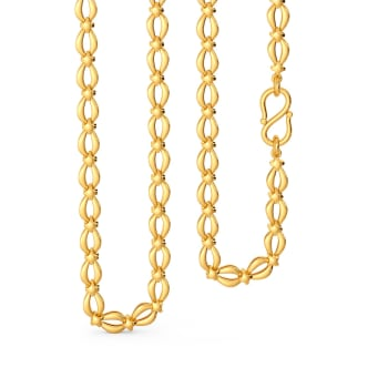 Starry Dearie Gold Chains