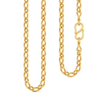 Lean Links Gold Chains