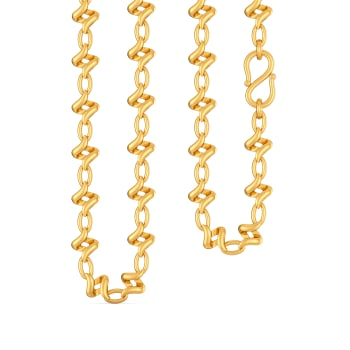 Timeless Binds Gold Chains