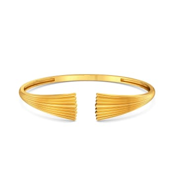 Scallop Bay Gold Bangles