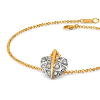Like A Plaid Diamond Bracelets