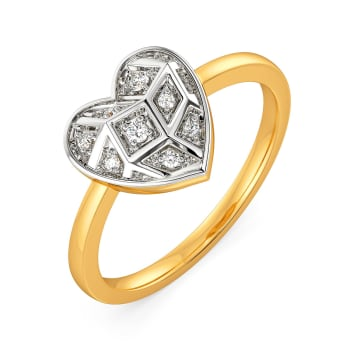 Like A Plaid Diamond Rings