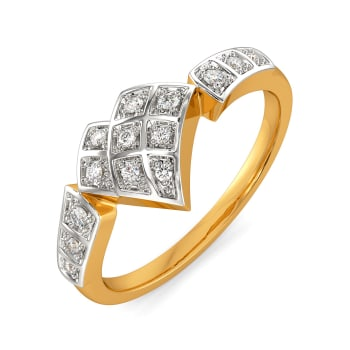 Check Together Diamond Rings