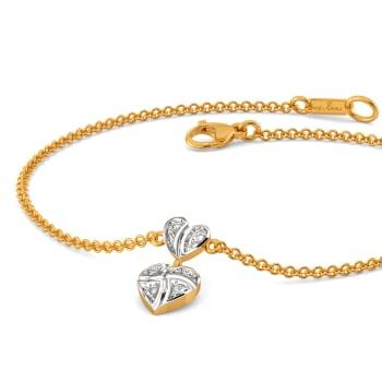 Check Day Out Diamond Bracelets