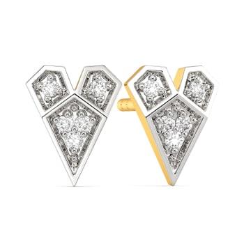 Tender Tattersall Diamond Earrings
